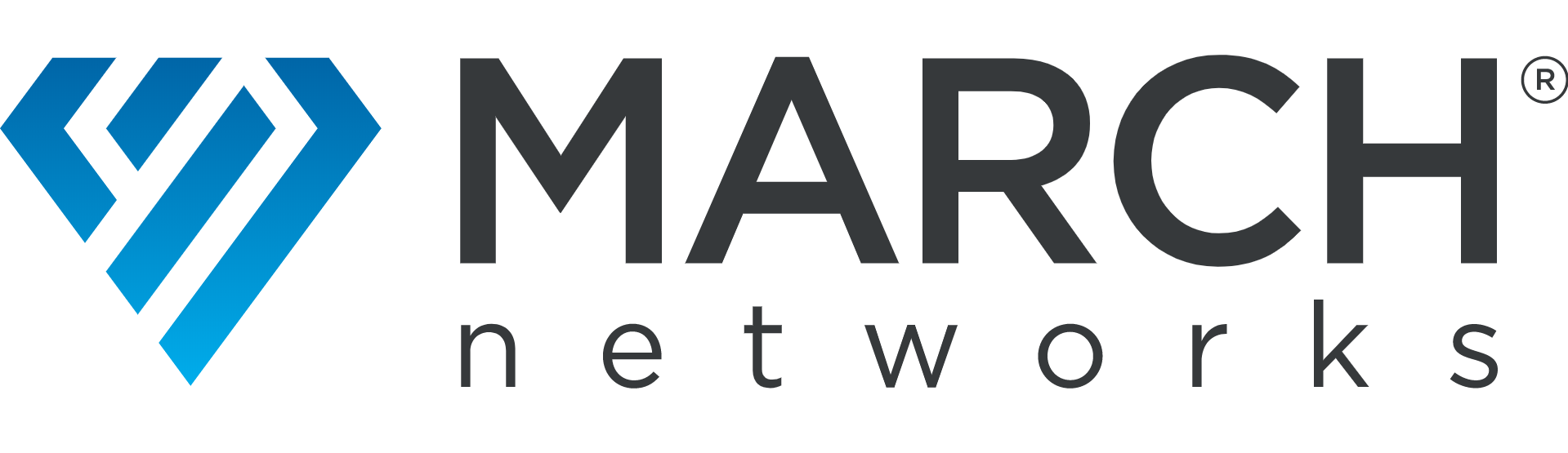 We're partnered with March Networks